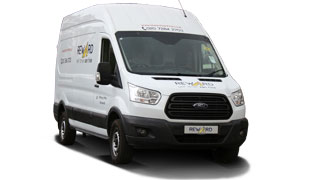 Self-drive Long Wheelbase Van Hire