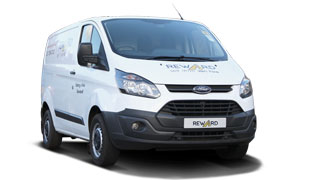 Short Wheelbase Transit Van Hire