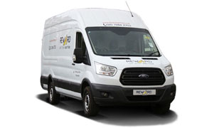 Extra Long Wheelbase Transit Van Hire