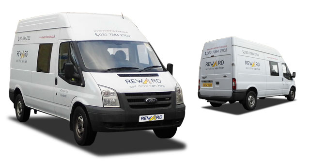 Crew Van Hire London