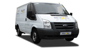Short Wheelbase Transit hire