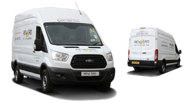 Affordable LWB Van Hire