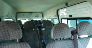 self drive minibus hire