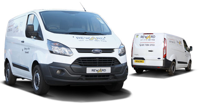 Special rates van hire