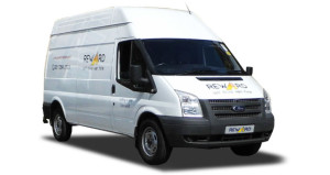 Long Wheelbase Transit rental