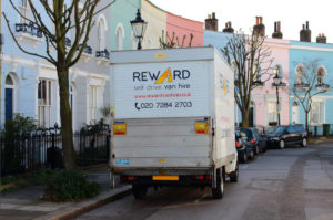 Van hire in Islington