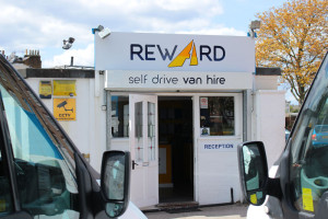 van hire london