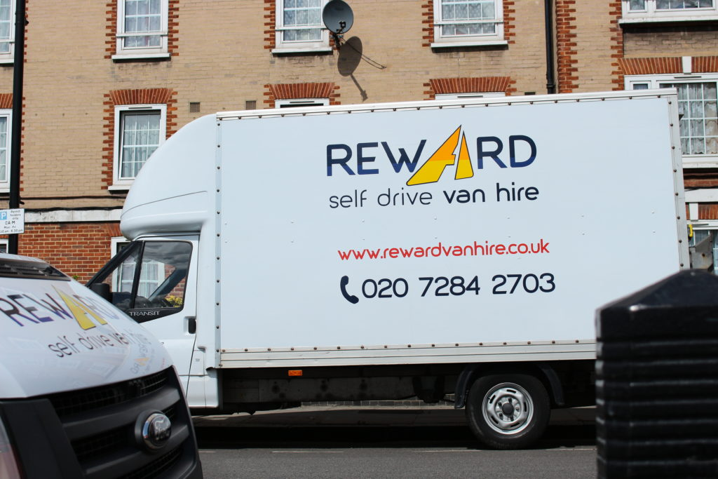 van hire golders green