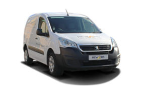 Self-Drive 3 Seater Small Van