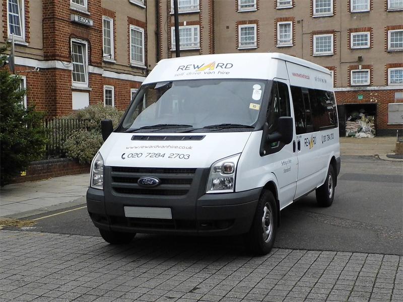 14 Seate Minibus